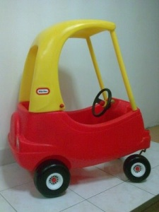 Little Tykes Coupe