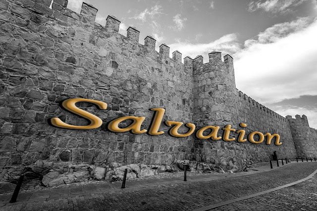 Salvation Walls