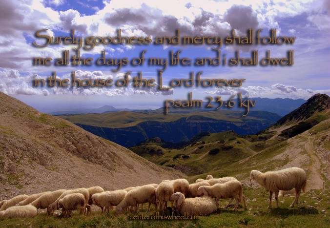 Psalm 23 flock