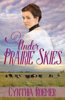 Book Cover ~ Under Prairie Skies (Final)